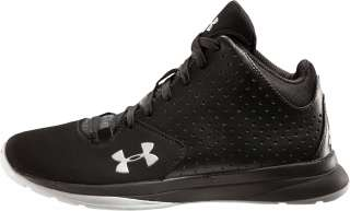 Boys Under Armour Micro G Threat Grade School Basketball Shoes