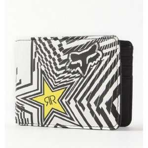 Fox Racing Rockstar Good Life Wallet [White] NS White No