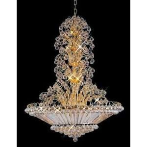 2908G36G Elegant Lighting Sirius Collection lighting