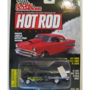 Racing Champions Hot Rod Issue 97f 60 Chevy Impala