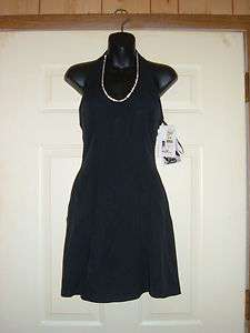 Womens Jessica Mcclintock Brand Black dress size 3/4 NWT