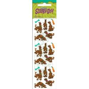 Scooby Doo Mini Scrapbook Stickers (PSDOKK1) Arts, Crafts