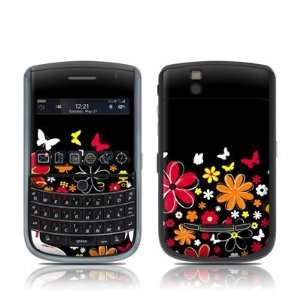 Lauries Garden Design Skin Decal Sticker for Blackberry