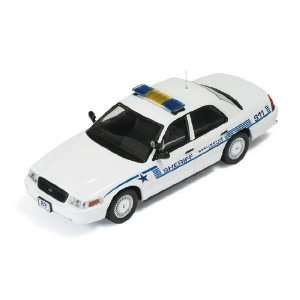 IXO 1/43 Darlington County Sheriff Ford Crown Victoria