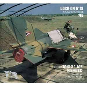 Verlinden Lock On Series  No. 21 Mikoyan MiG 21 MF Fishbed