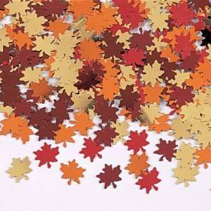Lets Party By Creative Converting Fall Leaves Confetti
