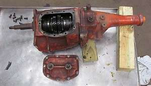 1963 63 Ford T 10 T10 4 Speed Transmission Original