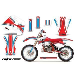 Amr Racing KTM C8 Mx Dirt Bike Graphic Kit   1990 1992