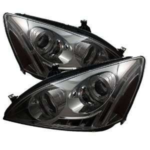 Spyder Auto PRO YD HA03 AM SM Smoke Halo LED Projection
