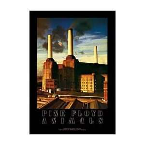 Pink Floyd Animals Cloth Fabric Poster Flag