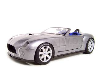 descriptions brand new 1 18 scale diecast ford shelby concept by