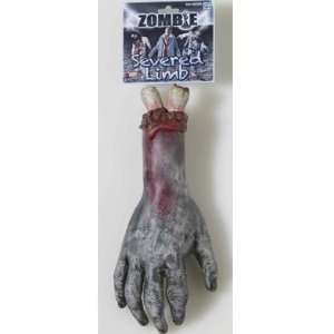 Zombie Severed Hand Halloween Prop