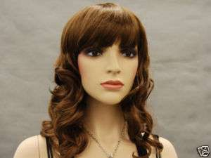 Female Wig Mannequin Head Hair for Mannequin #WG T8B