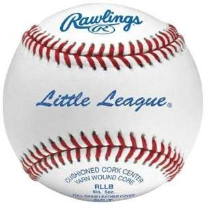 Selected Little League Baseballs 12/Pk By Rawlings