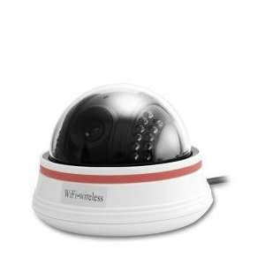 IP Camera with Night Vision and Motion Detection Alarm