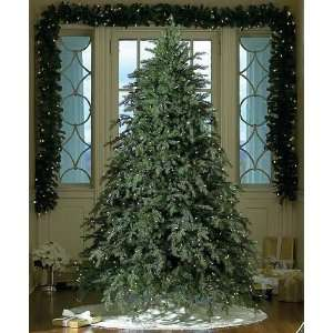 Hunter Fir Pre Lit LED Artificial Christmas Tree   Clear Lights