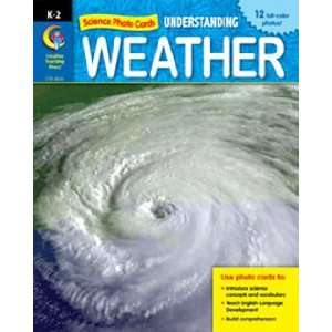 CREATIVE TEACHING PRESS UNDERSTANDING WEATHER PHOTO CARDS