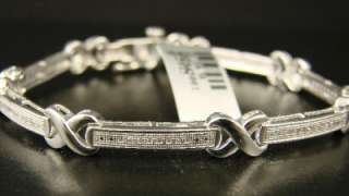 NEW LADIES ELEGANT GENUINE DIAMOND BRACELET