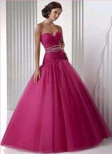Neckline Party/Ball/Prom Dress/Bridesmaid Gown *Custom* Size4 22