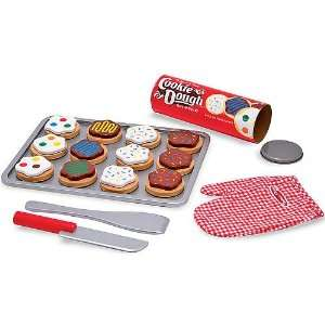 Melissa & Doug Wooden Kitchen Food   Baking Cookies Set Toys & Games