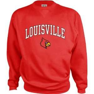 Louisville Cardinals Kids/Youth Perennial Crewneck