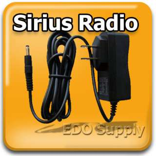 Sirius SUPH1 Plug & Play Universal Home Kit AC adapter