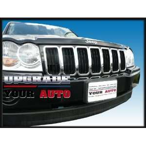 2005 2007 Jeep Cherokee Laredo Chrome Grille Factory Style Chrome