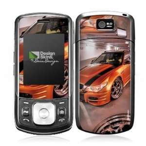 Skins for LG GB230   BMW 3 series Touring Design Folie Electronics