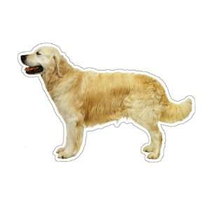 GOLDEN RETRIEVER   Dog Decal   sticker car got window