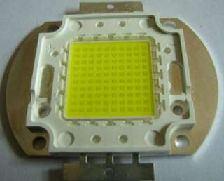 1pc 100W Super Bright White Led High Power Lamp 8000lm DIY