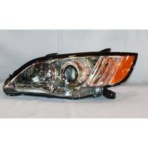 SUBARU LEGACY  OUTBACK HEAD LIGHT LEFT (DRIVER SIDE) (OUTBACK) 2008