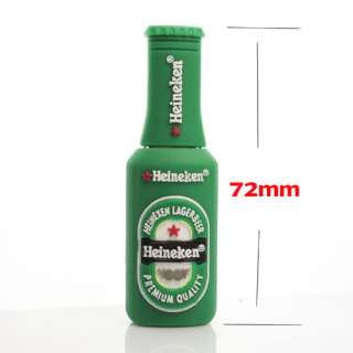 2011 Newest Hot Selling 100% Brand New Beer Bottle Flash Drive USB