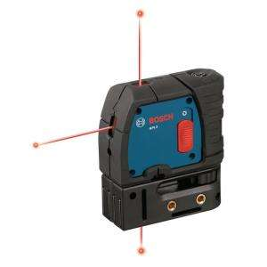 Bosch 3 Point Self leveling Laser Level GPL3