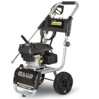 Karcher 2600 psi 2.3 GPM Gas Pressure Washer G 2600 VC Plus at The