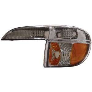Anzo USA 521018 Ford Explorer Chrome Euro w/Amber Reflector Corner
