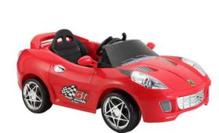 KIDS RIDE ON CAR NEW 6V ELECTRIC BATTERY TOY in BLACK,PINK,RED w