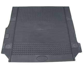 Genuine Land Rover Discovery 3 Rubber Loadspace Boot Mat