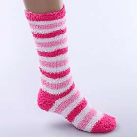 US$ 11.59   Girls Soft and Warm Solid Fuzzy Socks (One Size Fits Most