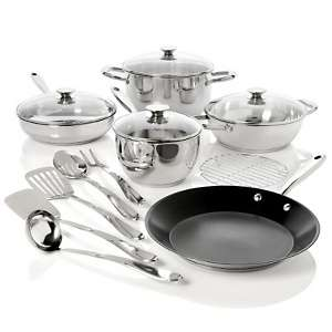 Kitchen & Food Wolfgang Puck Cookware Cookware Sets