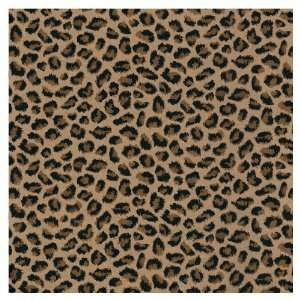 allen + roth Brown Leopard Print Wallpaper LW1341154
