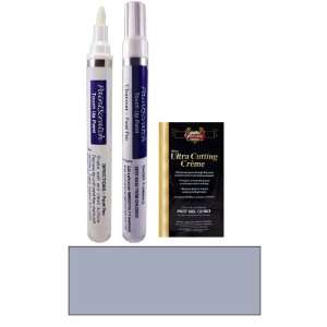 Oz. Bermuda Blue Metallic Paint Pen Kit for 1991 Nissan Pathfinder