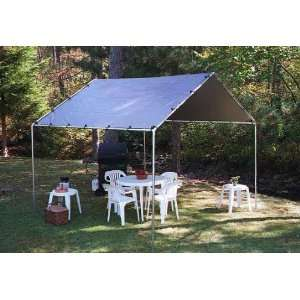 Harpster 10 x 10 ft Standard Tubing Canopy Patio, Lawn