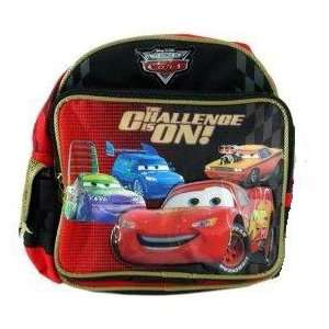 Disney Pixar Cars Lightning McQueen With Wingo, DJ And Snot Rod Small