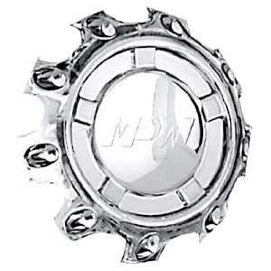 Lugnut C10108C Chrome Plastic Center Cap for MP108 Wheels Automotive