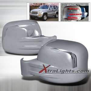 02 07 Jeep Liberty Side Mirror Covers   Chrome (pair) Automotive