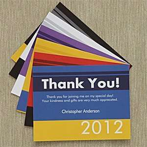 Personalized Graduation Thank You Cards   Honor the