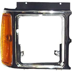 OE Replacement Dodge Dakota Passenger Side Headlight Door