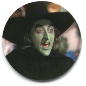 Wicked Witch of the West Fridge Magnet
