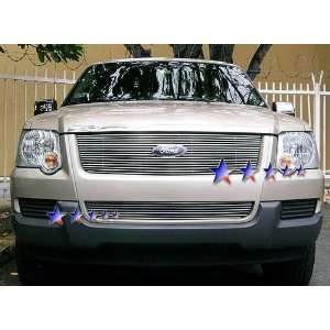 2006 2007 07 Ford Explorer Bumper Billet Grille Grill Automotive