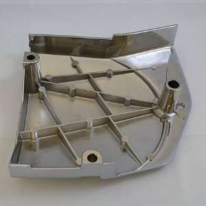 BKRider Front Pully Chrome Cover For Harley Davidson XLs Automotive